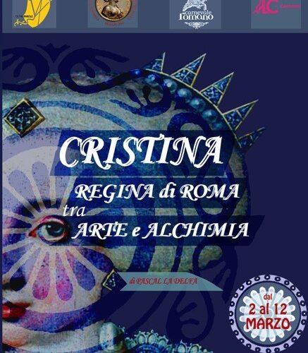 locandina Cristina